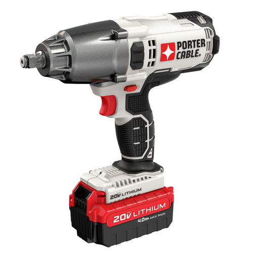 Porter-Cable PCC740LA 20V MAX 5.1 lbs. 1/2 in. Cordless Lithium-Ion Impact Wrench image number 0