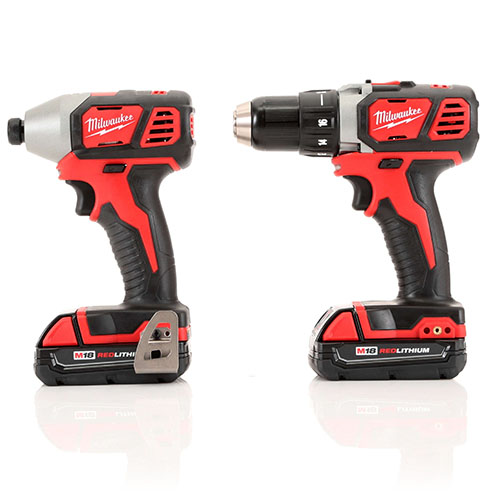 Milwaukee 2691 22 M18 18V Lithium Ion 1 2 In Drill Driver