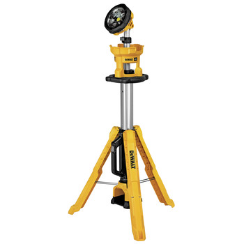 Dewalt DCL079B 20V MAX Cordless Tripod Light (Tool Only) image number 0