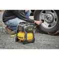 Dewalt DCC2560T1 60V MAX FLEXVOLT 2.5 Gallon Oil-Free Pancake Air Compressor Kit image number 12