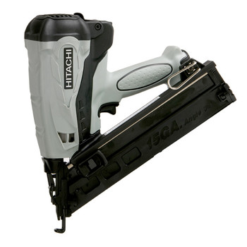 Hitachi NT65GA 15 Gauge 2-1/2 in. Gas Powered Angle Finish Nailer