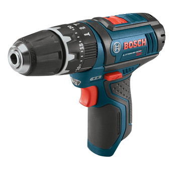 Bosch PS130BN 12V Max Lithium-Ion 3/8 in. Cordless Hammer Drill Driver with L-BOXX Insert Tray (Tool Only)