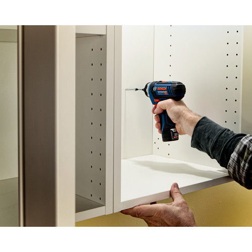 Bosch PS21-2A 12V Max Lithium-Ion 2-Speed 1/4 in. Cordless Pocket Driver Kit (2 Ah) image number 3