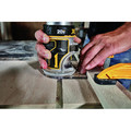 Dewalt DCW600B 20V MAX XR Cordless Compact Router (Tool Only) image number 7