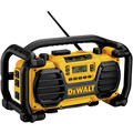Dewalt DC012 7.2 - 18V XRP Cordless Worksite Radio and Charger (Tool Only) image number 0
