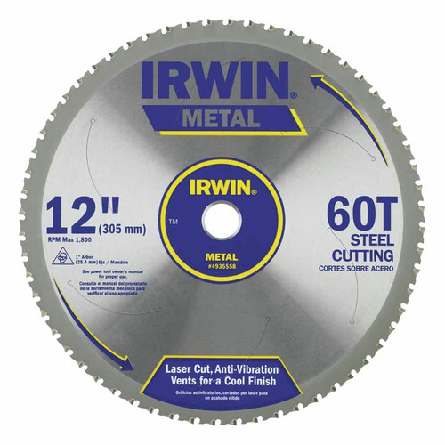 Irwin 4935558 IRWIN Metal Cutting Blade image number 0