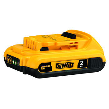 FREE DEWALT 20V MAX 2.0 Ah Battery