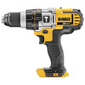 Factory Reconditioned Dewalt DCD985BR 20V MAX Cordless Lithium-Ion Premium 3-Speed Hammer Drill (Bare Tool)