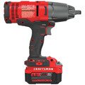 Factory Reconditioned Craftsman CMCF900M1R 20V Variable Speed Lithium-Ion 1/2 in. Cordless Impact Wrench Kit (4 Ah) image number 3