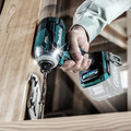 Makita GDT01Z 40V Max XGT Brushless Lithium-Ion Cordless 4-Speed Impact Driver (Tool Only) image number 7