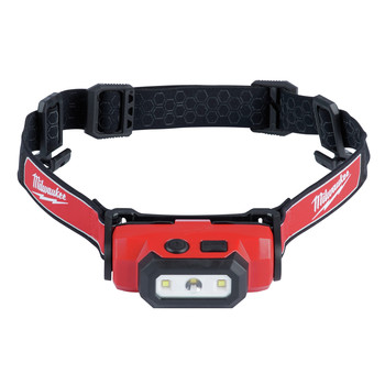 Milwaukee 2111-2111 USB Rechargeable Hard Hat Headlamp 2-Pack Bundle image number 2