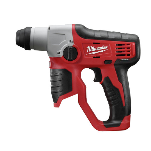 Factory Reconditioned Milwaukee 2412-80 M12 Lithium-Ion 1/2 in. SDS-Plus Rotary Hammer Kit (Tool Only) image number 0