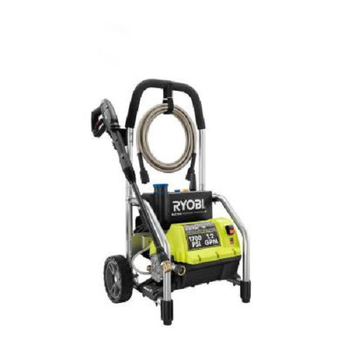 Factory Reconditioned Ryobi ZRRY14122 1.2 GPM 1,700 PSI Electric Pressure Washer