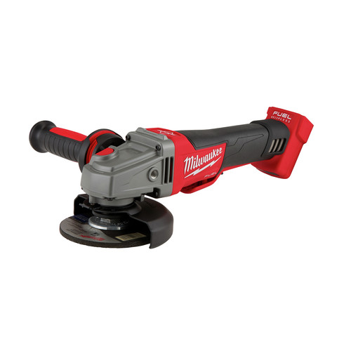 Milwaukee 2783-20 M18 FUEL Cordless 4-1/2 in. - 5 in. Braking Angle Grinder (Tool Only) image number 0