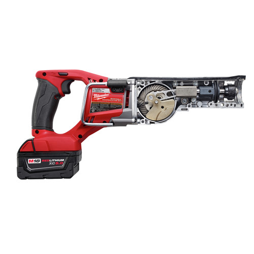 Factory Reconditioned Milwaukee 2720-80 M18 FUEL Lithium-Ion Sawzall Reciprocating Saw (Tool Only) image number 2