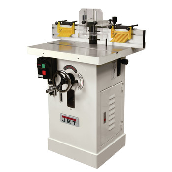 JET JWS-25X 3 HP Single-Phase Shaper with Adjustable 4 in. Dust Port