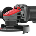 Factory Reconditioned Craftsman CMEG200R 7.5 Amp Brushed 4-1/2 in. Corded Small Angle Grinder image number 5