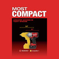 Milwaukee 2862-20 M18 FUEL with ONEKEY High Torque Impact Wrench 1/2 in. Pin Detent (Tool Only) image number 4