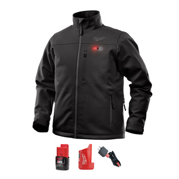 Milwaukee 202-21 M12 12V Li-Ion Heated ToughShell Jacket Kit