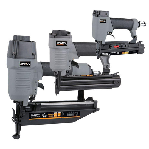 NuMax NM6432123 3-Piece Finish Nailer Kit image number 0