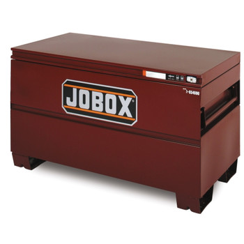 JOBOX 1-653990 42 in. Long Heavy-Duty Steel Chest with Site-Vault Security System