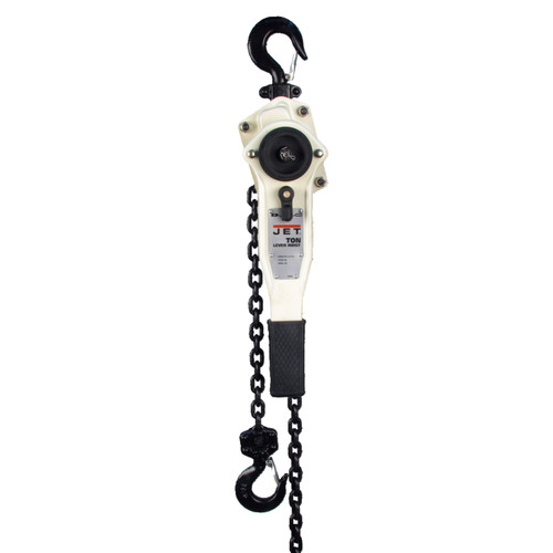 JET JLP-075A-40 3/4 Ton Capacity Lever Hoist with 40 ft. Lift