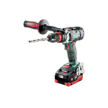 Metabo 602355620 18V LTX-3 BS 18 BL Q I LiHD 3-Speed Brushless 1/2 in. Cordless Drill Kit (5.5 Ah) image number 1