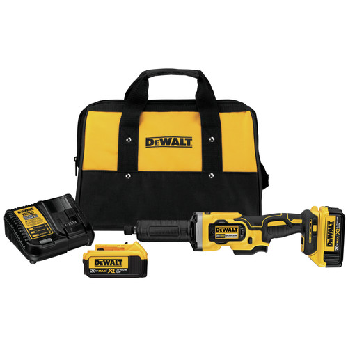 Dewalt DCG426M2 20V MAX 4.0 Ah Cordless Lithium-Ion Variable Speed Die Grinder