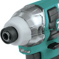 Factory Reconditioned Makita DT04R1-R CXT 12V Cordless Lithium-Ion 1/4 in. Brushless Impact Driver Kit with (2) 2 Ah Batteries image number 4