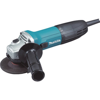 Makita GA4030K 4 in. Slide Switch Angle Grinder