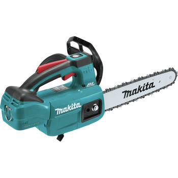 Makita XCU06Z 18V LXT Lithium-Ion Brushless Cordless 10 in. Top Handle Chainsaw (Tool Only)