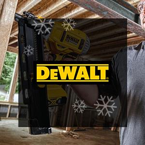 FREE DeWALT 20V MAX XR 4 Ah Battery
