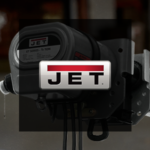 Up to 10% Off All JET Electric Hoists and Accessories