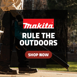 Makita - RULE THE OUTDOORS