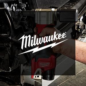 FREE Milwaukee M12 Battery with M12 Baretool