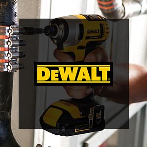 FREE DeWALT Impact Driver or Tool Case