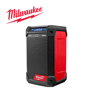 FREE Milwaukee M12 Light, Radio or Battery