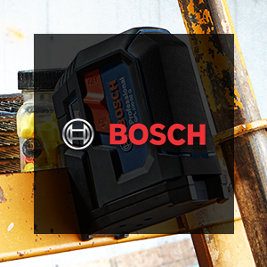 Extra $25 off select Bosch Lasers