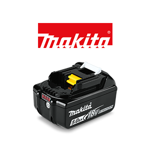 FREE Makita 18V 5 Ah Battery