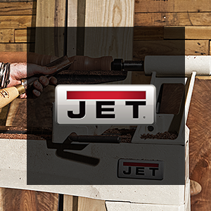 Up to 10% Off All JET Woodworking Planers, Jointers and Accessories