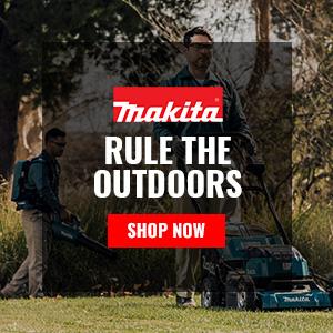 Makita - RULE THE OUTDOORS