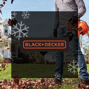 $10 off $50 on BLACK+DECKER Products!