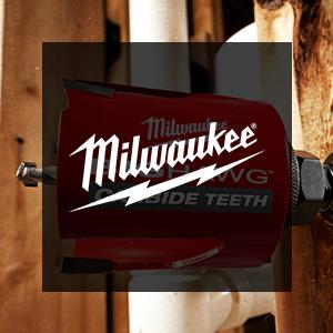 FREE Milwaukee 3 in. BIG HAWG