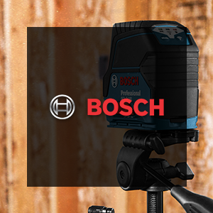 $25 Off Select Bosch Lasers!