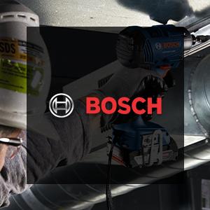 15% off select Bosch 12V & 18V Cordless Kits
