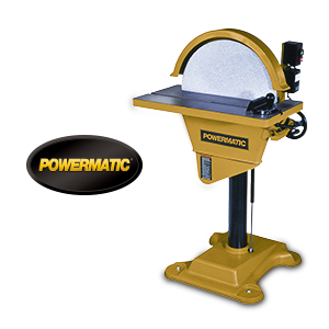 Up to 10% off Powermatic Sanders & Accessories