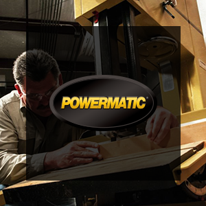 Up to 10% Off All Powermatic Machinery and Accessories