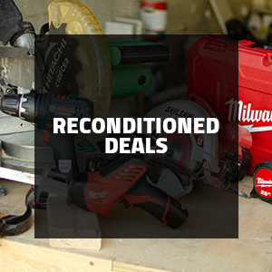 Reconditioned Deals