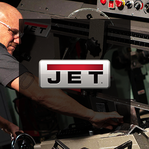 Up to 10% Off Select JET Metal Bandsaws