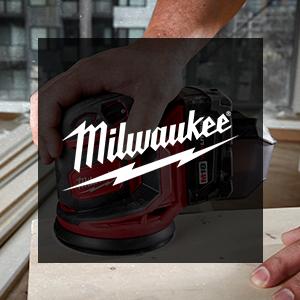 FREE Milwaukee M18 2.0Ah Battery